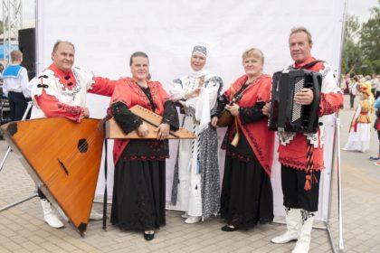 «И это все о нас…» - к юбилею ансамбля народной музыки «Малинка»